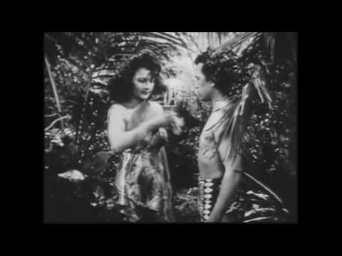 """CALL OF THE JUNGLE"" Ann Corio. James Bush. 7-29-1944. (HD HQ 1080p)"