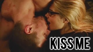 Oliver & Felicity | Kiss Me (4x02)