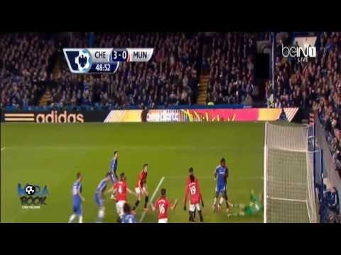 BIG MATCH Chelsea vs Manchester United 3 1 | Highlights All Goals 19/01/2014 HD