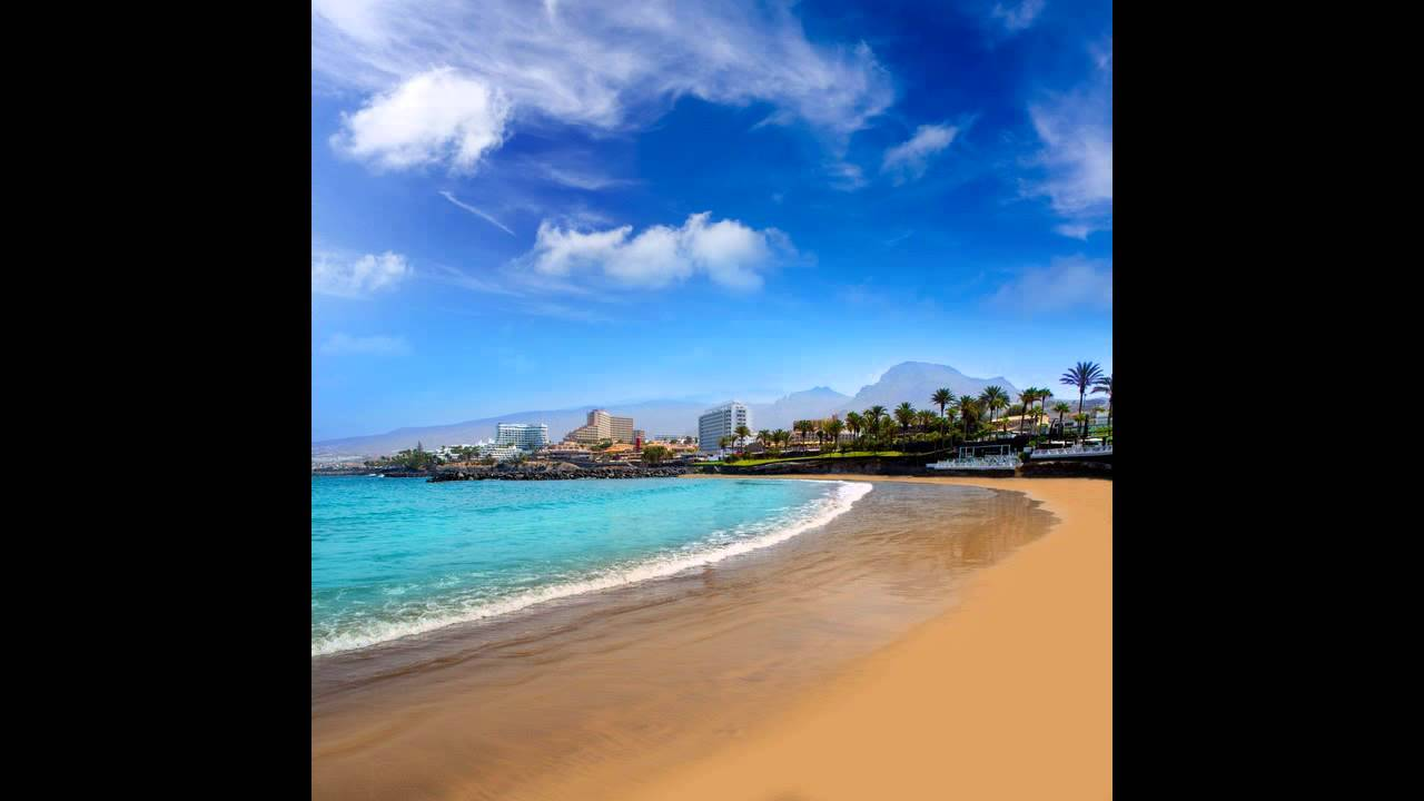 Puerto De La Cruz Teneriffa Spanien