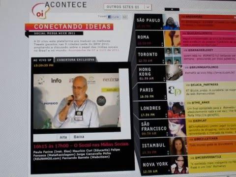 Social Media Week São Paulo: Lo Social en los medios sociales
