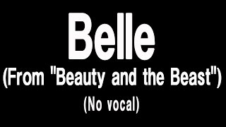 Belle (From Beauty and the Beast)