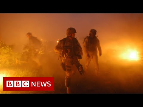 Iraq War: 'I am here today because another man died' - BBC News