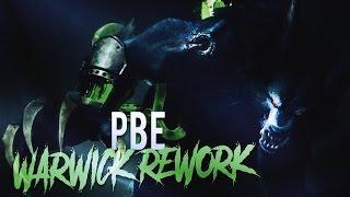 WARWICK REWORK TEST SUR PBE CONTRE LRB !