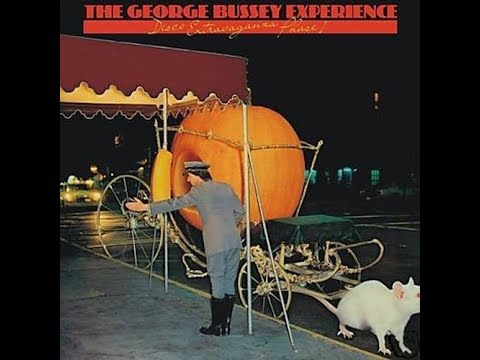 The George Bussey Experience●Disco Extravaganza●1979