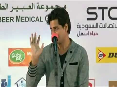 Imran Pratapgarhi Mushaira at Jeddah in 2012.mp4