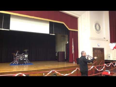 Israel Vargas Muniz Gage Park High School Seniors July 10, 2014