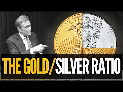 The Gold/Silver Ratio - Mike Maloney & David Morgan