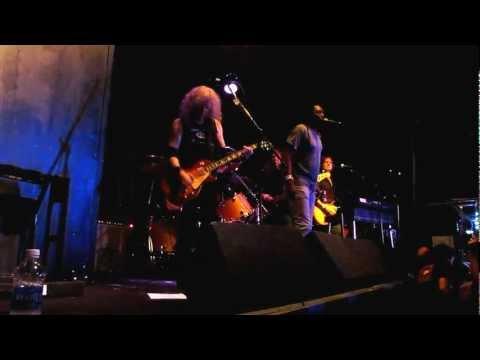 Waddy Wachtel Band with Bernard Fowler  Jumping Jack Flash 8.25.12