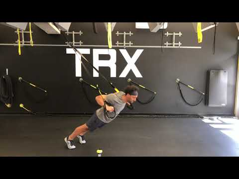 TRX at Home | Total-Body Strength Workout