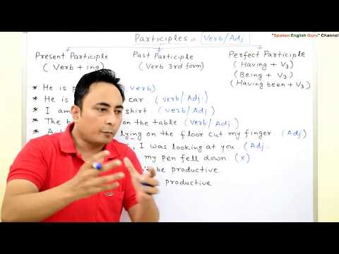 present,-past-and-perfect-participles-in-english-grammar-|-part-3