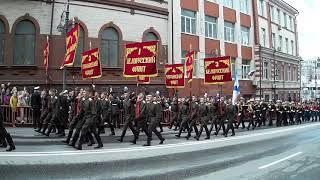 День Победы Владивосток.  парад и не только 9 05 2021.