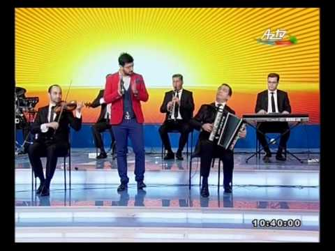 Abbas Bagirov - Cix yasil duze ( Aztv Seher 28.03.13 )