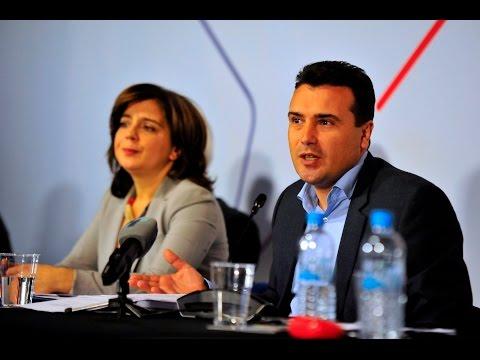 Заев: Граѓанинот - приоритет број еден на новата Влада