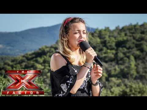 Lauren Platt sings Labrinth's Beneath Your Beautiful | Judges' Houses | The X Factor UK 2014