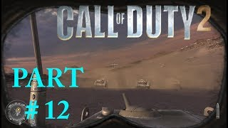 Call of Duty 2 Part #12 Gameplay, Walkthrough (No Commentary)