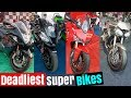 SEXY SUPERBIKES NEAR MY HOME AT A BIKE EVENT! | BEST INDIAN SPORTS BIKES!