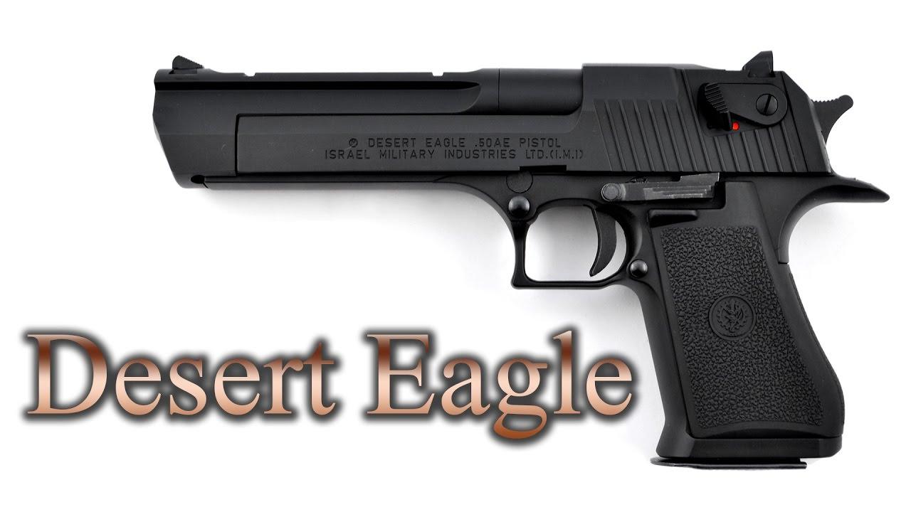 Дигл (Desert Eagle) страйкбольный электро пневматический - YouTube