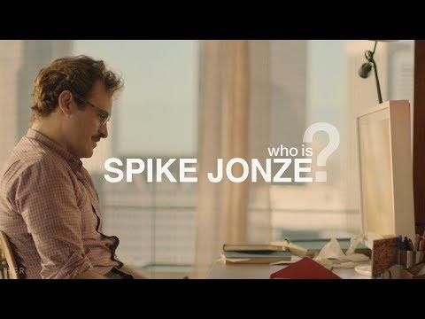 Being Spike Jonze