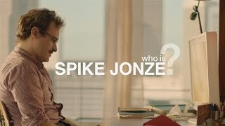 Being Spike Jonze
