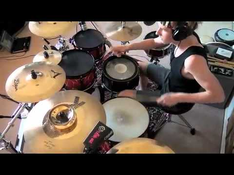 The Temper Trap - Drum Song - Ethan Mestroni Drum Cover