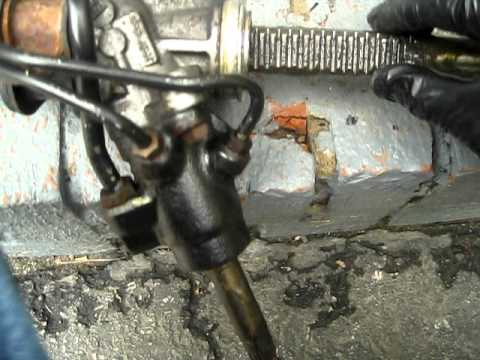 Ford Escape Hybrid Fuse Box Worn Out Clunking Steering Rack Failure Youtube