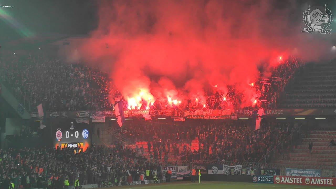 Prag Gegen Schalke