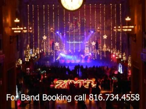Booking Live Music in Kansas City