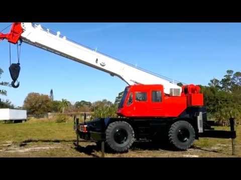 TADANO CRANE TR350XL 35 ton, For sale Florida Royal Crane