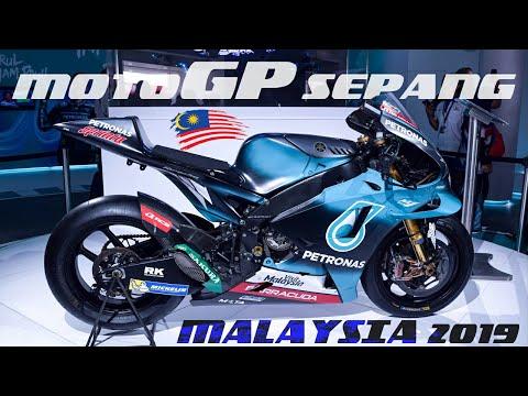 #MALAYSIA MOTOGP SEPANG 2019 SUNDAY RACE VR46 TRIBUNE