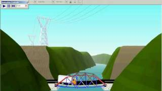 West Point Bridge Designer (wpbd)