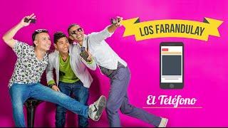 El Teléfono - Yerson Y Stuard - Pirpo -[] Instagram @YersonYStuardLF [] Los Farandulay 2014 - 2015