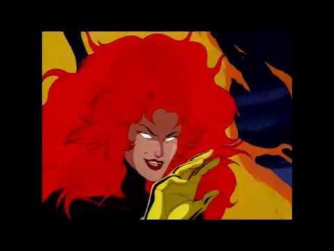 """""""Professor Xavier vs. Jean Grey"""" - X-Men - The Dark Phoenix"""