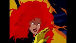 """Professor Xavier vs. Jean Grey"" - X-Men - The Dark Phoenix"