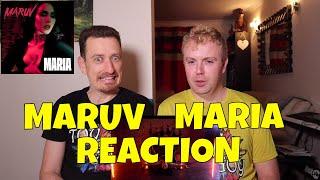 MARUV - MARIA - REACTION cмотреть видео онлайн бесплатно в высоком качестве - HDVIDEO