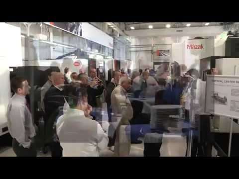 Edgecam and Mazak Innovation for Productivity - 23rd November 2011