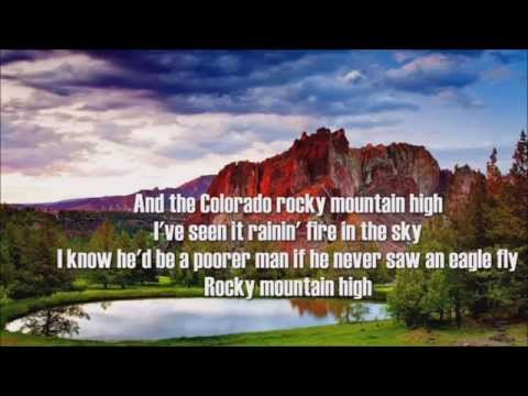 Rocky Mountain High + John Denver + HD