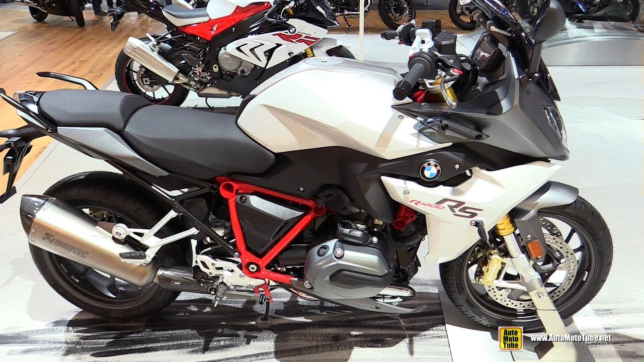 2018 bmw r1200rs. simple r1200rs 2017 bmw r1200rs  walkaround 2016 eicma milan to 2018 bmw r1200rs