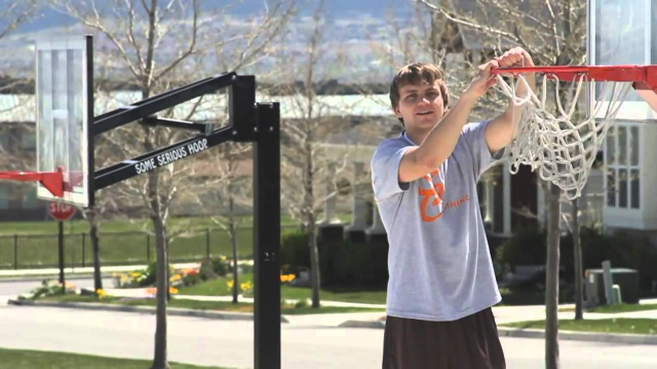How to Install Basketball Nets - YouTube 1be6480f5f443