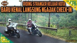 Gambar cover Beli Harley Davidson & Riding With Stranger. Eps 66 #Apunk65