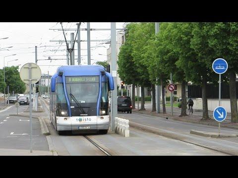 [Caen] Bombardier TVR - Poincaré (Ligne B)