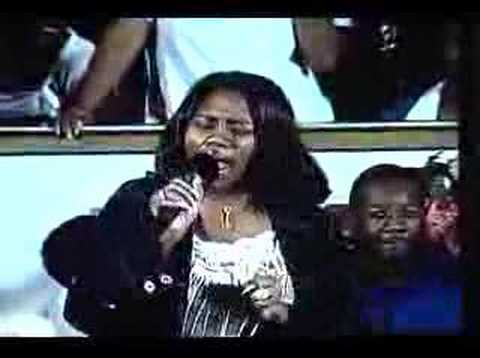 Kelly Price Singing