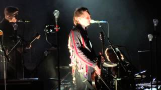Sigur Ros Untitled #6 (E-bow) Live Montreal 2013 HD 1080P