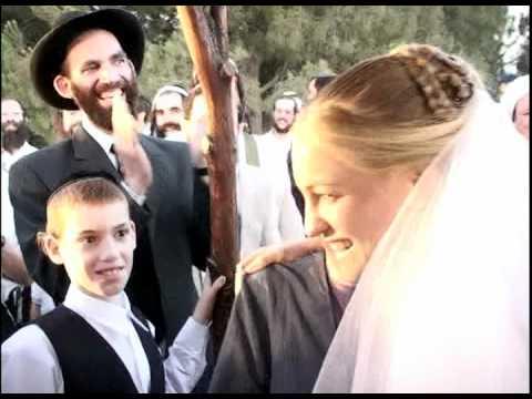 Orthodox Jewish Wedding / Dan