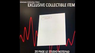 Baixar Le studio Morin-Heights logo on Rush 40th Permanent waves anniversary Box set May 22 2020