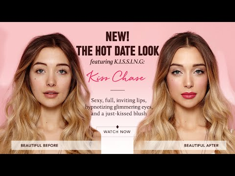 How To Get The Hot Date Look : Makeup Tips | Charlotte Tilbury