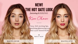 How To Get The Hot Date Look : Makeup Tips   Charlotte Tilbury