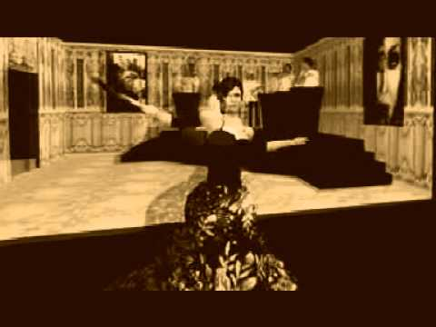 Retrolectro Hottie XXVII (Second Life Hip Pop Burlesque - Feel My Body Heat by Llego)