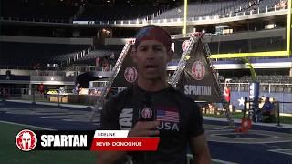 2018 Dallas AT&T Stadium Sprint | Spartan