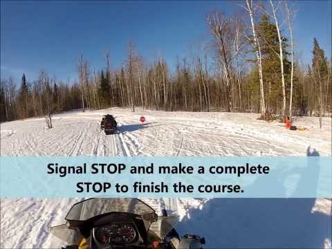 SNOW SAFETY COURSE